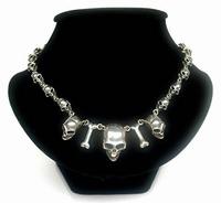 Halsketting Skull 01