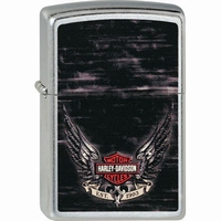 Zippo Harley Davidson Wings