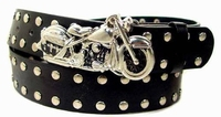 Belt with studs Bike