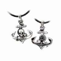 UL13 Alchemy Sailor's Grave necklace
