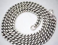 Halsketting schakel 6 mm