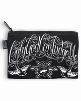 Make-up bag Only God Can Judge Me