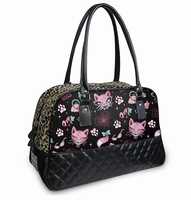 Overnight bag Miss Kitty