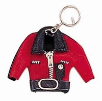 Key chain Red Jacket