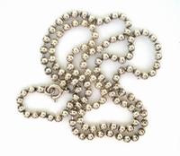 Ballchain 3 mm Sterling silver