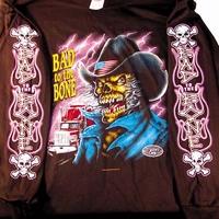 T-Shirt Bad to the Bone Truck