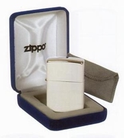 Zippo Sterling Silver