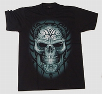 T-shirt Tattoo Skull
