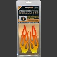 3D Flames 4 pack