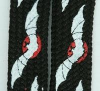 Shoelace Bat Moon