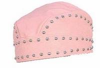 Skull cap pink