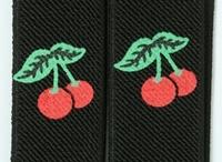 Bretels Cherry
