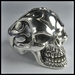 Ring Tribal Skull