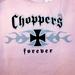 Top Chopper Lady