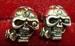 Earring Troubadour Skull