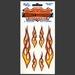 Flames decals