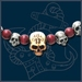 UL13 Alchemy Death Skull halsketting